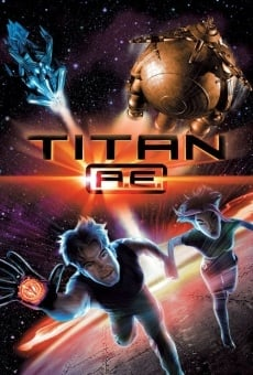 Ver película Titan A.E.