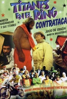 Ver película Titanes en el ring contraataca