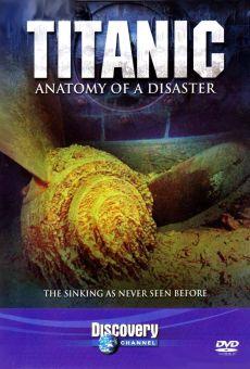 Titanic: Anatomía de un desastre online
