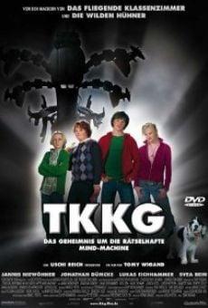 TKKG und die rätselhafte Mind-Machine online kostenlos