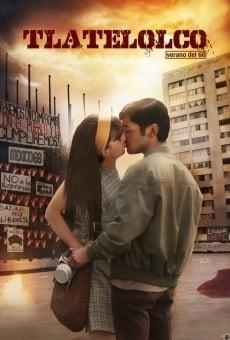 Ver película Tlatelolco, verano del 68