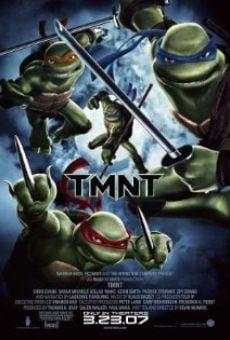 Ver película TMNT - Tortugas ninja jóvenes mutantes