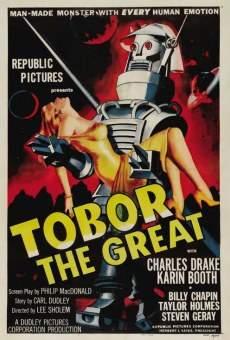 Tobor - Il re dei robot online