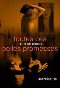 Toutes ces belles promesses on-line gratuito