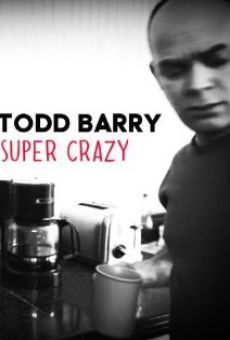 Todd Barry: Super Crazy online streaming