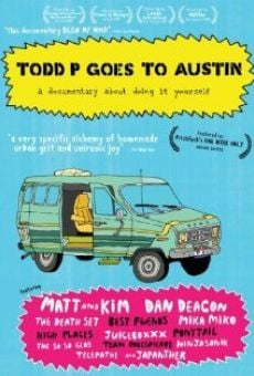 Todd P Goes to Austin Online Free
