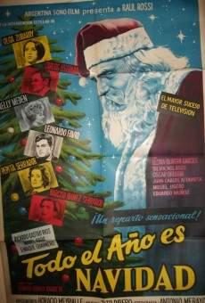 Ver película Todo el año es navidad
