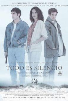 Ver película Todo es silencio