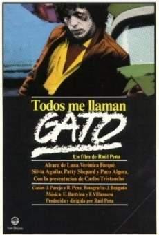 Ver película Todos me llaman 'Gato'