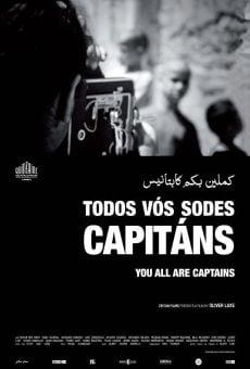 Vous êtes tous des capitaines