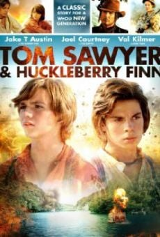 Tom Sawyer & Huckleberry Finn on-line gratuito