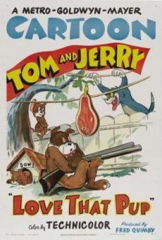 Tom & Jerry: Love That Pup