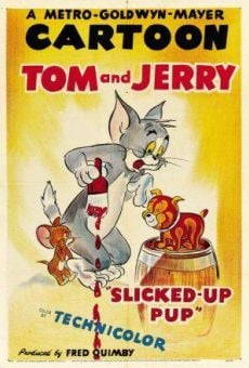 Tom & Jerry: Slicked-up Pup online
