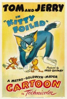 Tom & Jerry: Kitty Foiled online streaming
