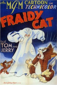 Tom & Jerry: Fraidy Cat online
