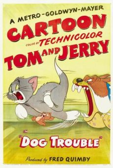 Tom & Jerry: Dog Trouble on-line gratuito
