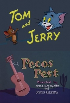 Tom & Jerry: Pecos Pest on-line gratuito