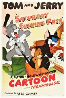 Tom & Jerry: Saturday Evening Puss online