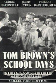 Ver película Tomas Brown