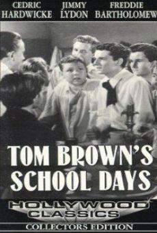 Tom Brown's School Days on-line gratuito