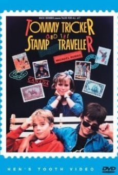 Película: Tommy Tricker and the Stamp Traveller