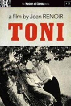 Ver película Toni