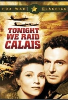 Ver película Tonight We Raid Calais