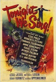 Película: Tonight We Sing
