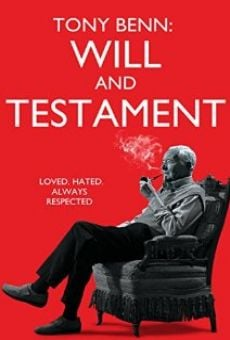 Película: Tony Benn: Will and Testament
