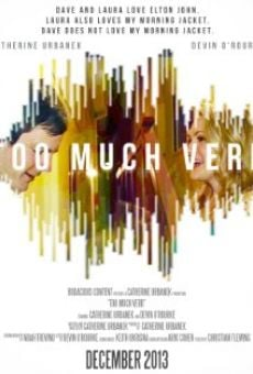 Ver película Too Much Verb