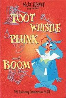 Película: Toot, Whistle, Plunk and Boom