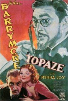 Ver película Topaze