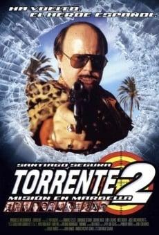 Ver película Torrente 2: misión en Marbella