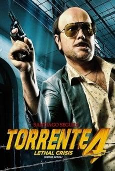 Torrente 4: Lethal Crisis online