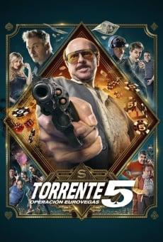 Torrente 5 on-line gratuito