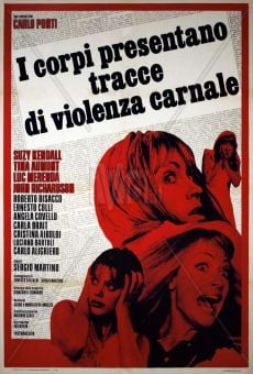 Ver película Torso: Violencia carnal