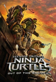 Teenage Mutant Ninja Turtles: Out of the Shadows on-line gratuito