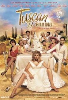 Toscaanse bruiloft on-line gratuito