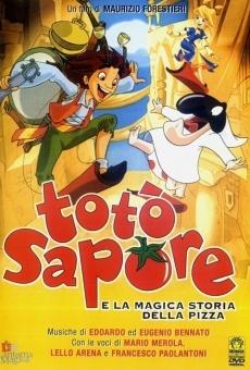 Totò Sapore e la magica storia della pizza on-line gratuito