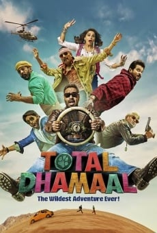 Total Dhamaal on-line gratuito