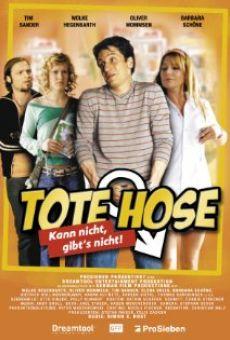 Ver película Tote Hose - Kann nicht, gibt's nicht