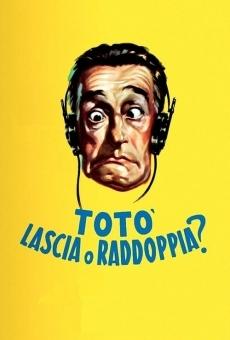 Ver película Totò, lascia o raddoppia?