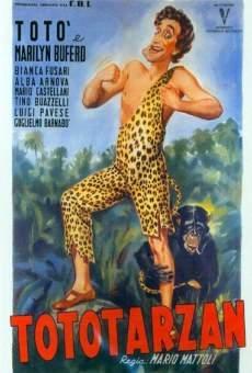 Ver película Totó Tarzán