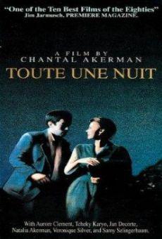Ver película Toute une nuit