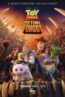 Toy Story That Time Forgot online streaming