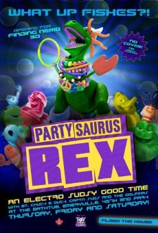 Toy Story Toons: Partysaurus Rex on-line gratuito