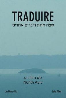 Ver película Traduire