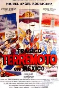 Trágico terremoto en México online