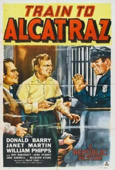 Ver película Train to Alcatraz