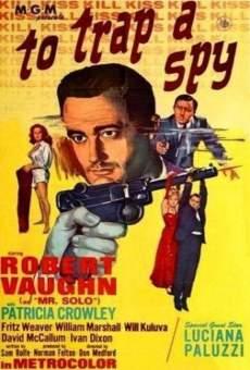 Ver película Trampa para un espía